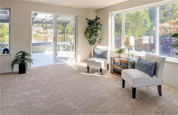 Carpets and flooring on finance