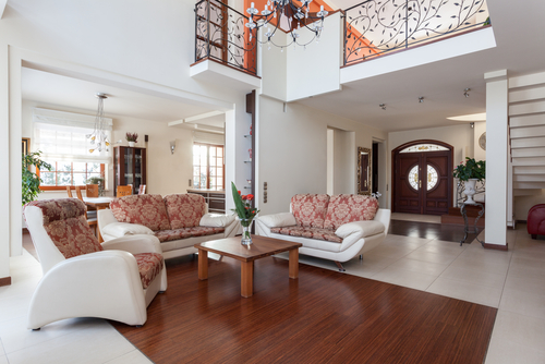 Flooring designs for classy homes